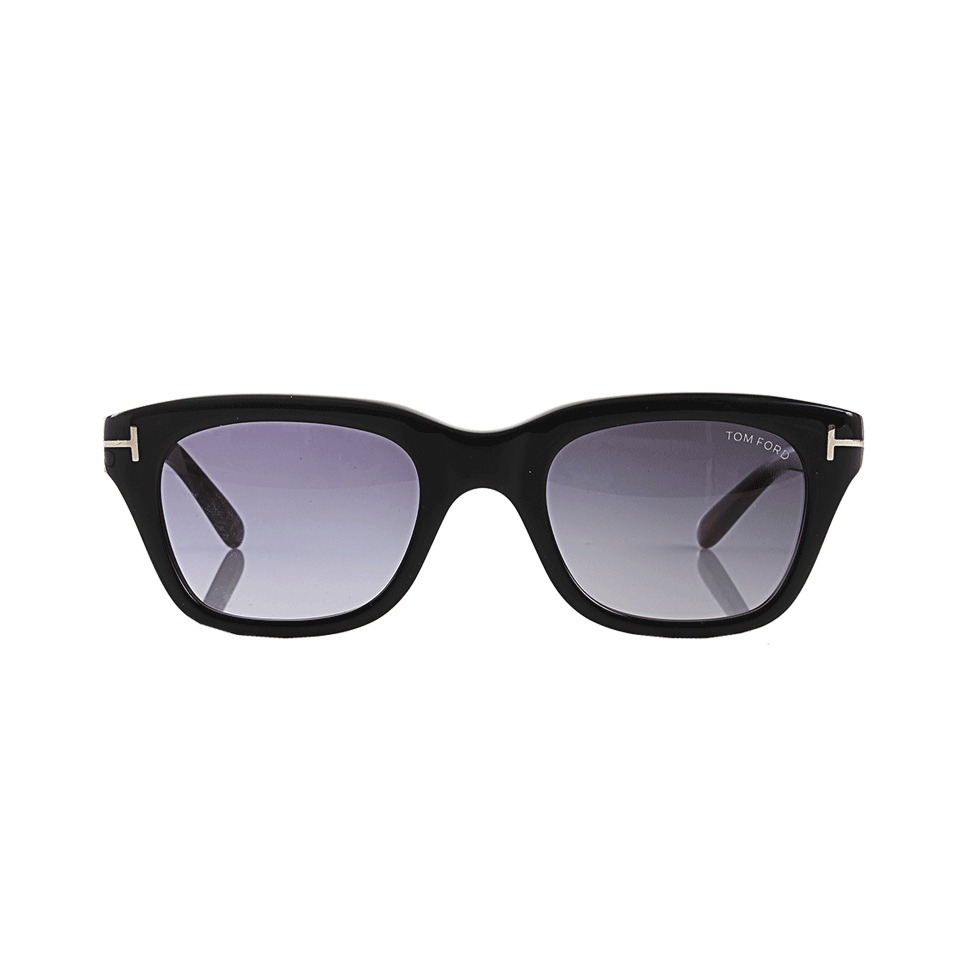 Tom Ford Snowdon Sunglasses in Black