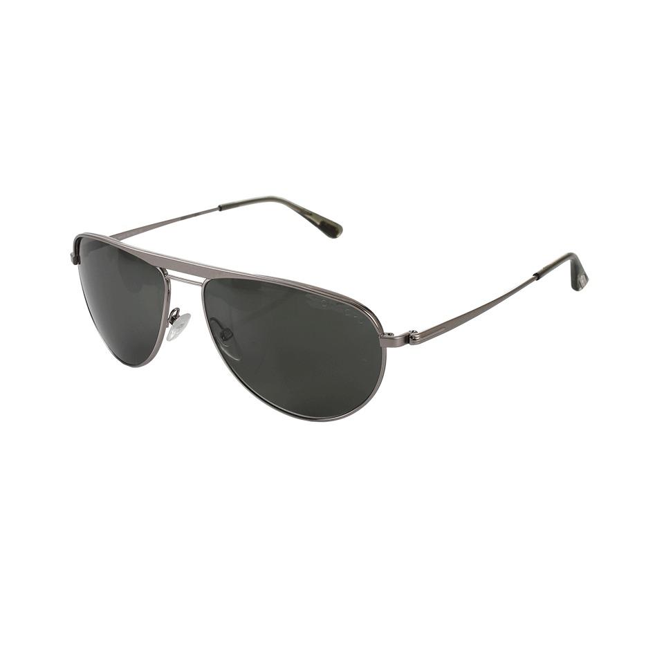 Tom Ford William Sunglasses in Metallic for Men