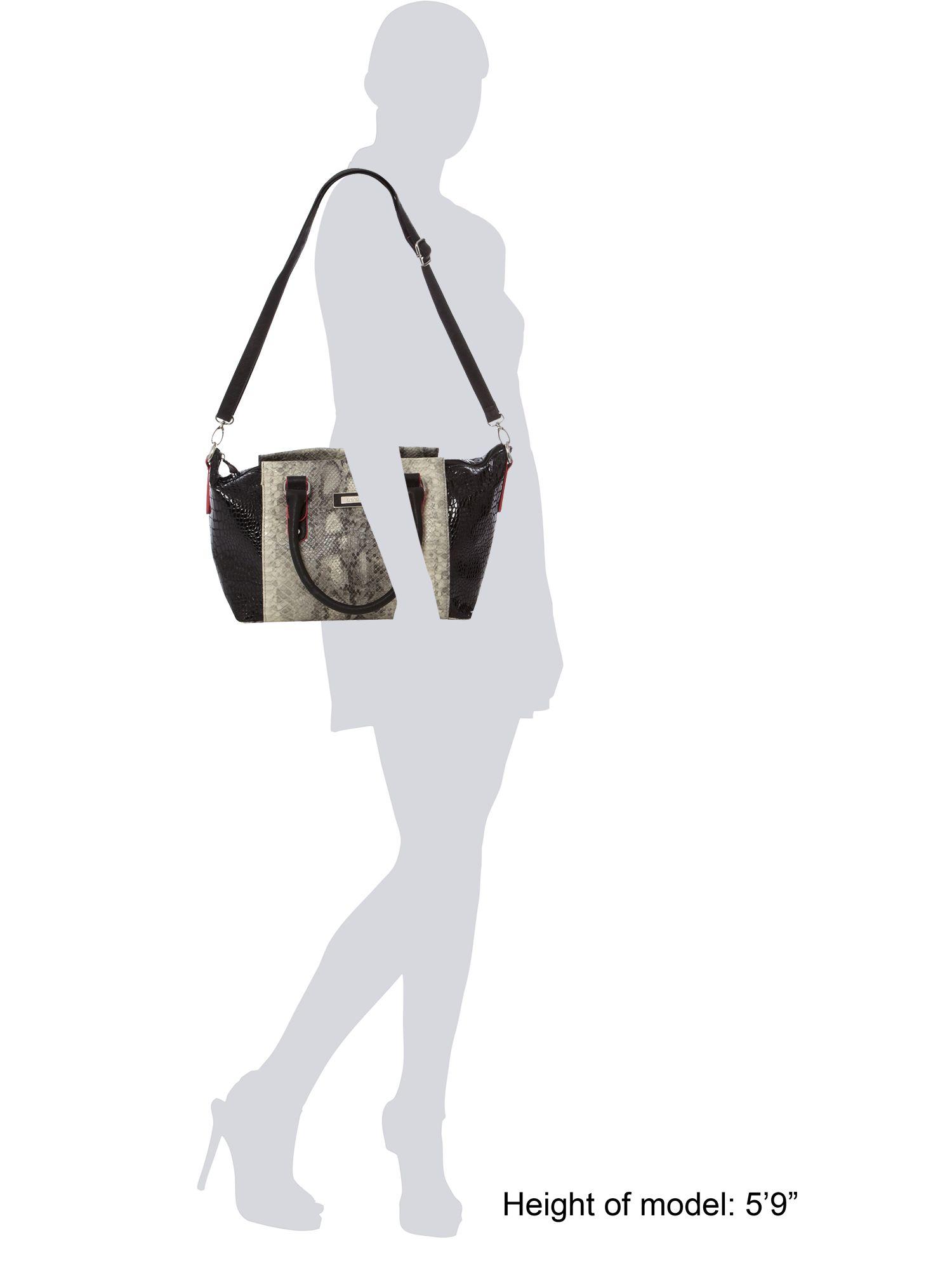 Kenneth Cole Reaction Magnolia Street Crossbody Bag in Black