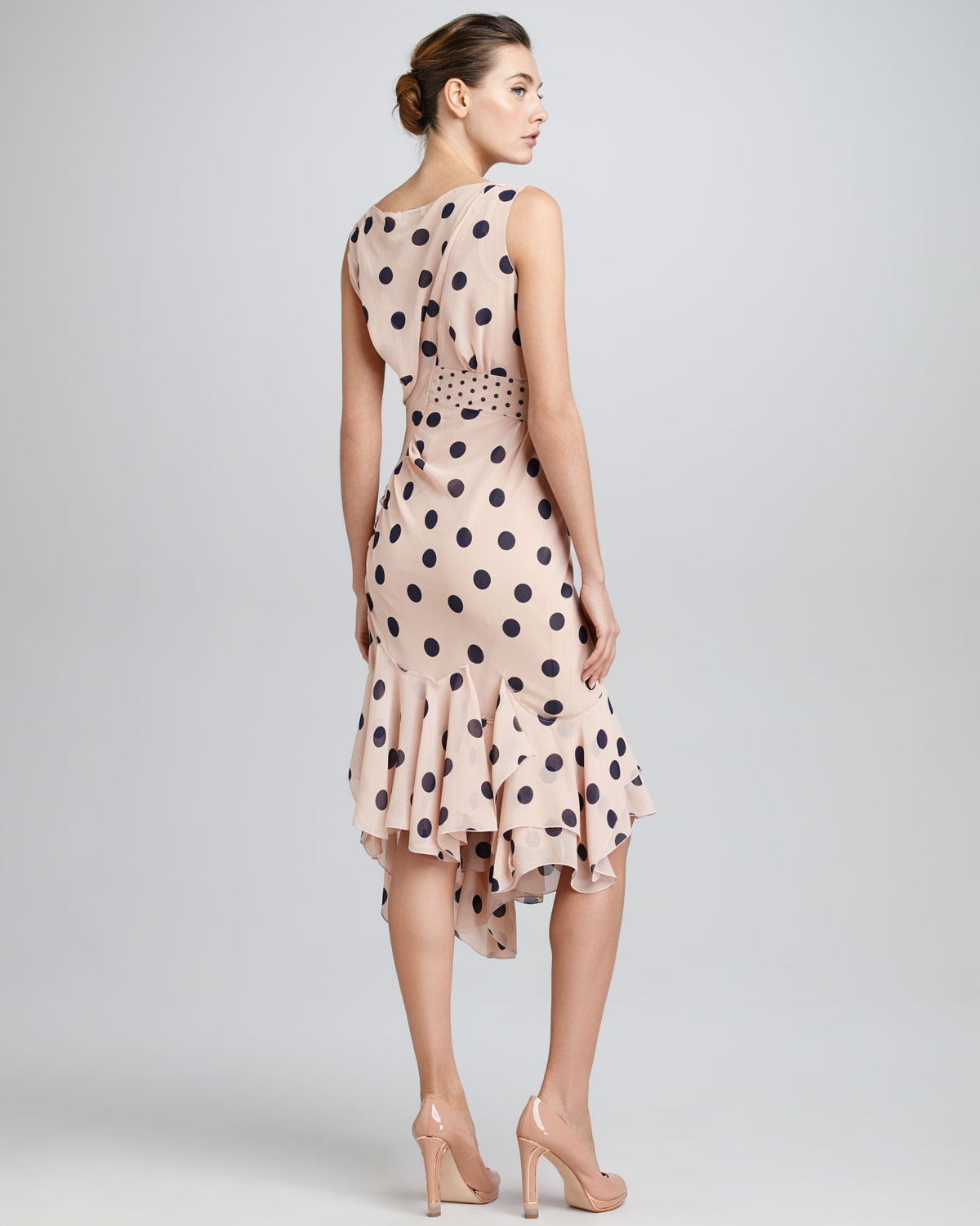 c07c8bd02b Gallery. Previously sold at  Neiman Marcus · Women s Polka Dot Dresses ...