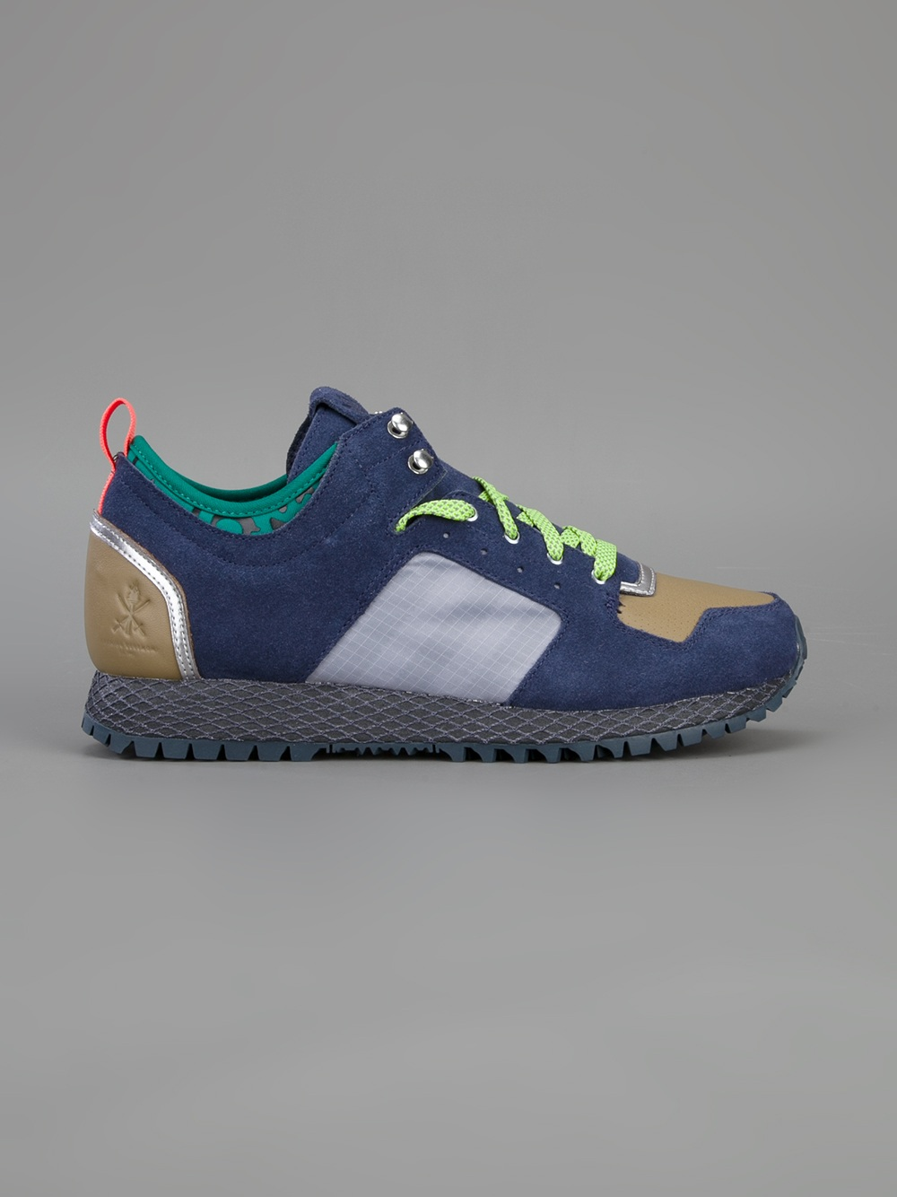 Opening Ceremony New York Run Trainer in Blue for Men