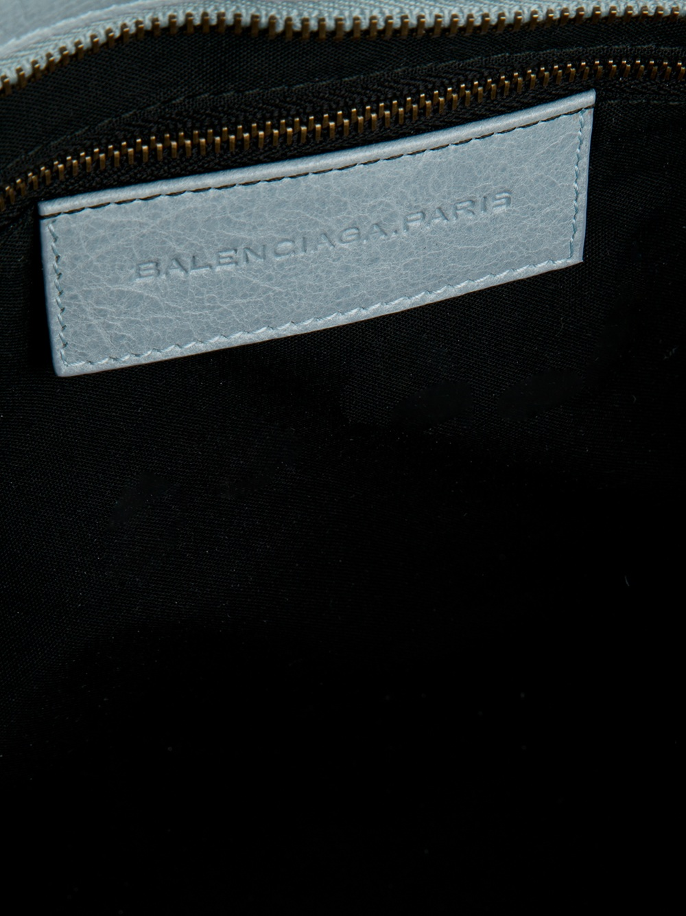 Balenciaga Classic Part Time Tote in Blue