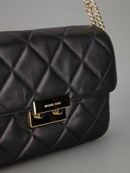 Michael Kors Susannah Quilted Shoulder Bag 56