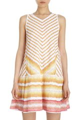Missoni Sleeveless Stretch Lace Dress