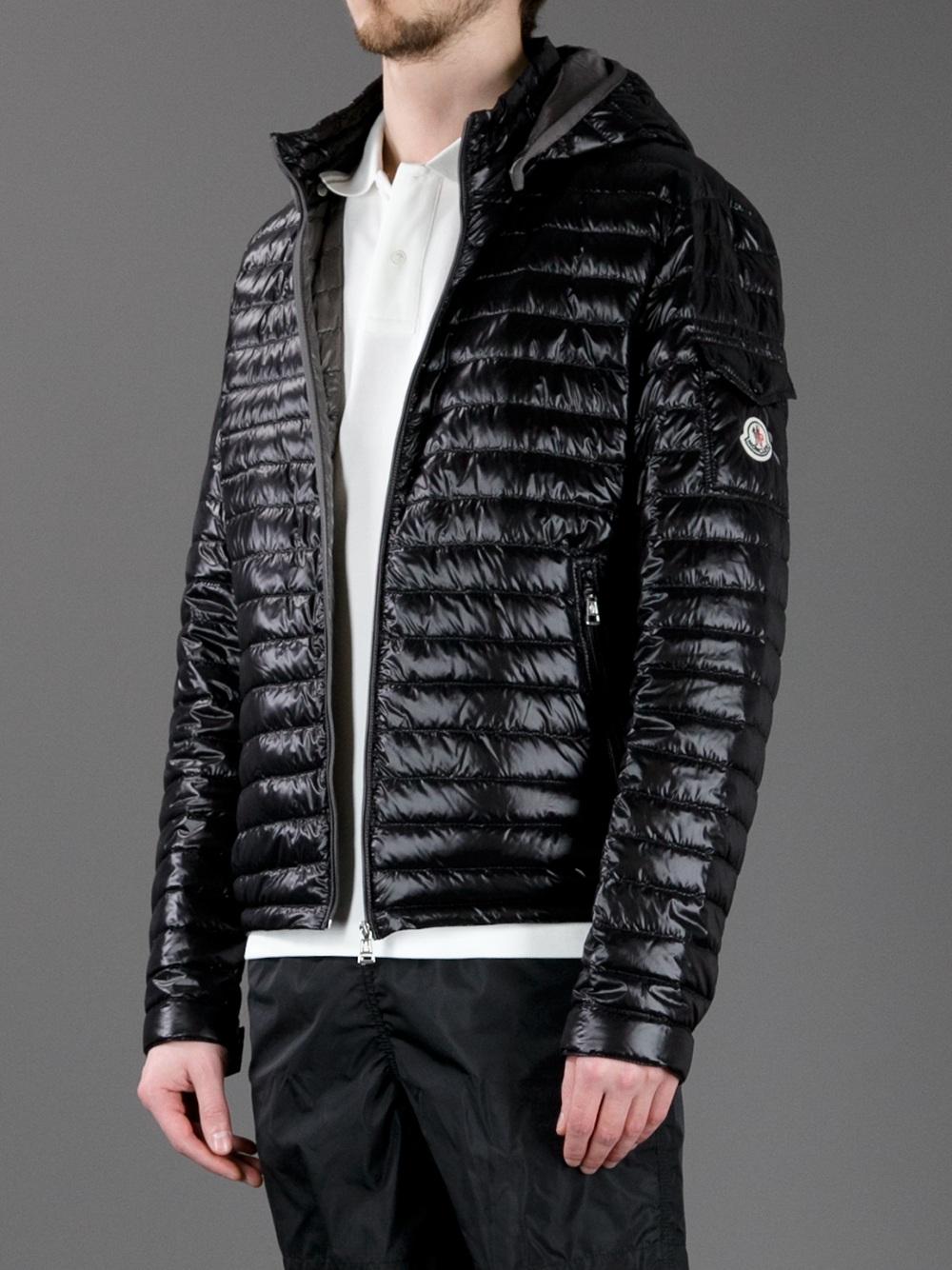 Moncler Lionel Jacket in Black for Men