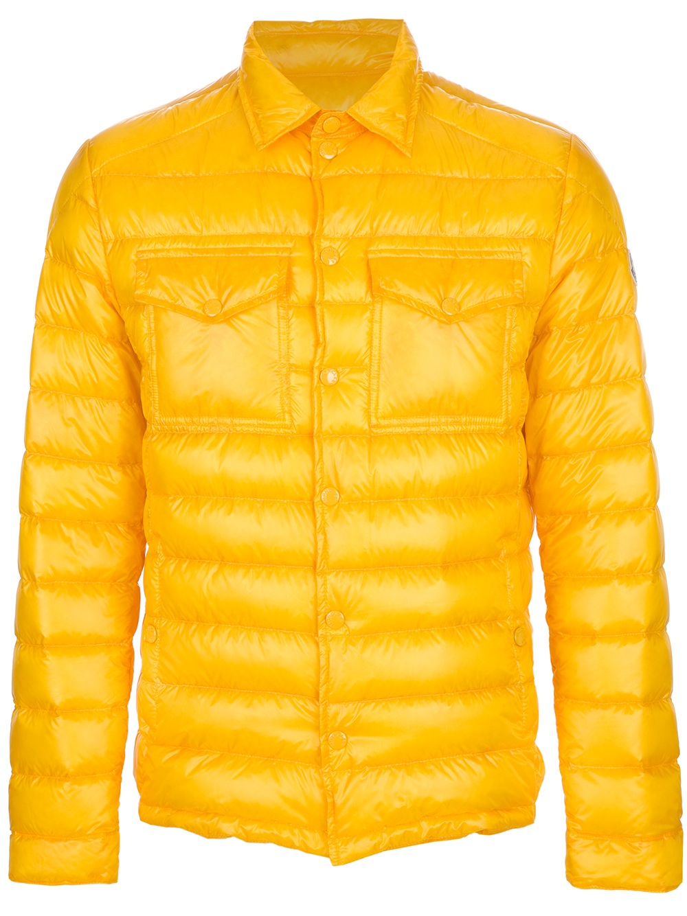68bfd06c310 moncler Bikers YELLOW