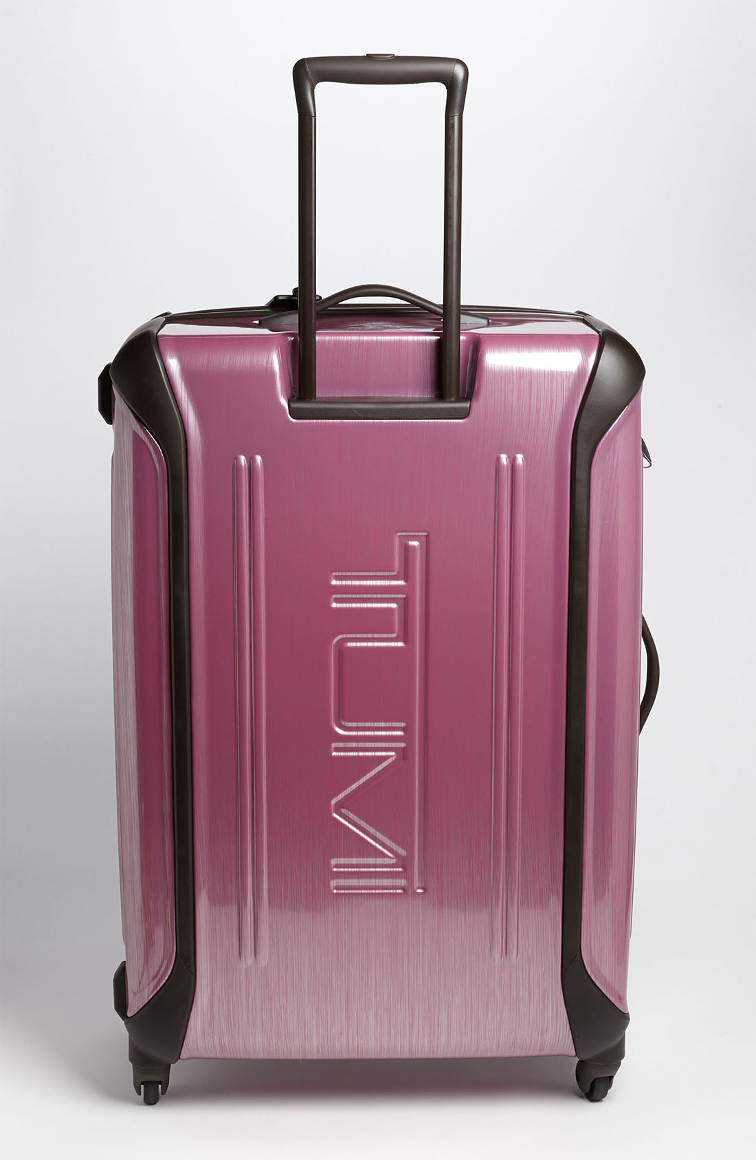 Tumi Vapor Extended Trip 4wheel Hard Shell Suitcase in Pink | Lyst