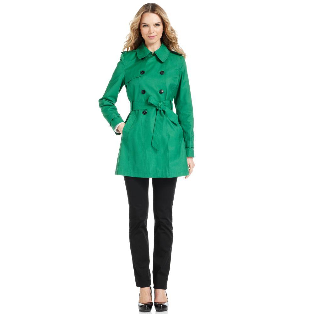 Tommy hilfiger jacket womens green