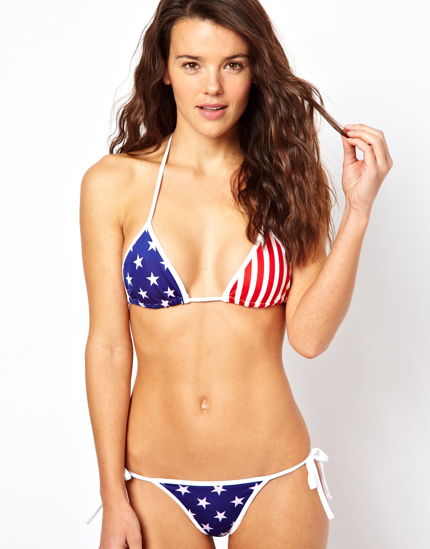 Top Flag Us Clothing Women