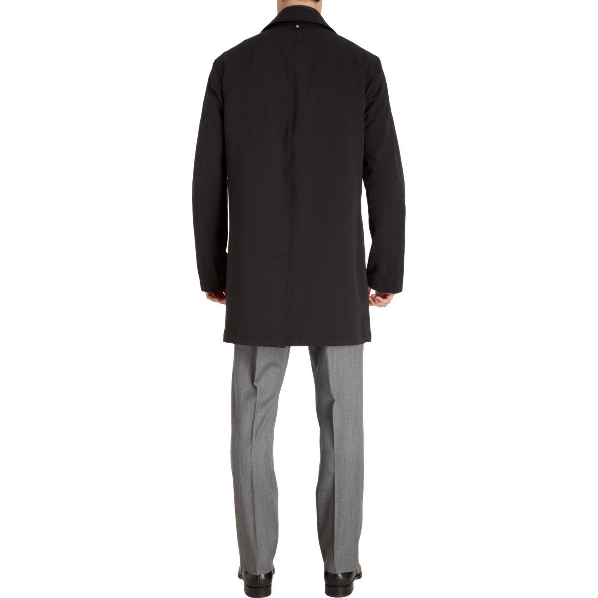 Black Tailored Coat Mackintosh 0003 Wool Noir qEUtxrwq