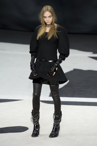 Chanel Fall 2013 Runway Look 68 - Lyst
