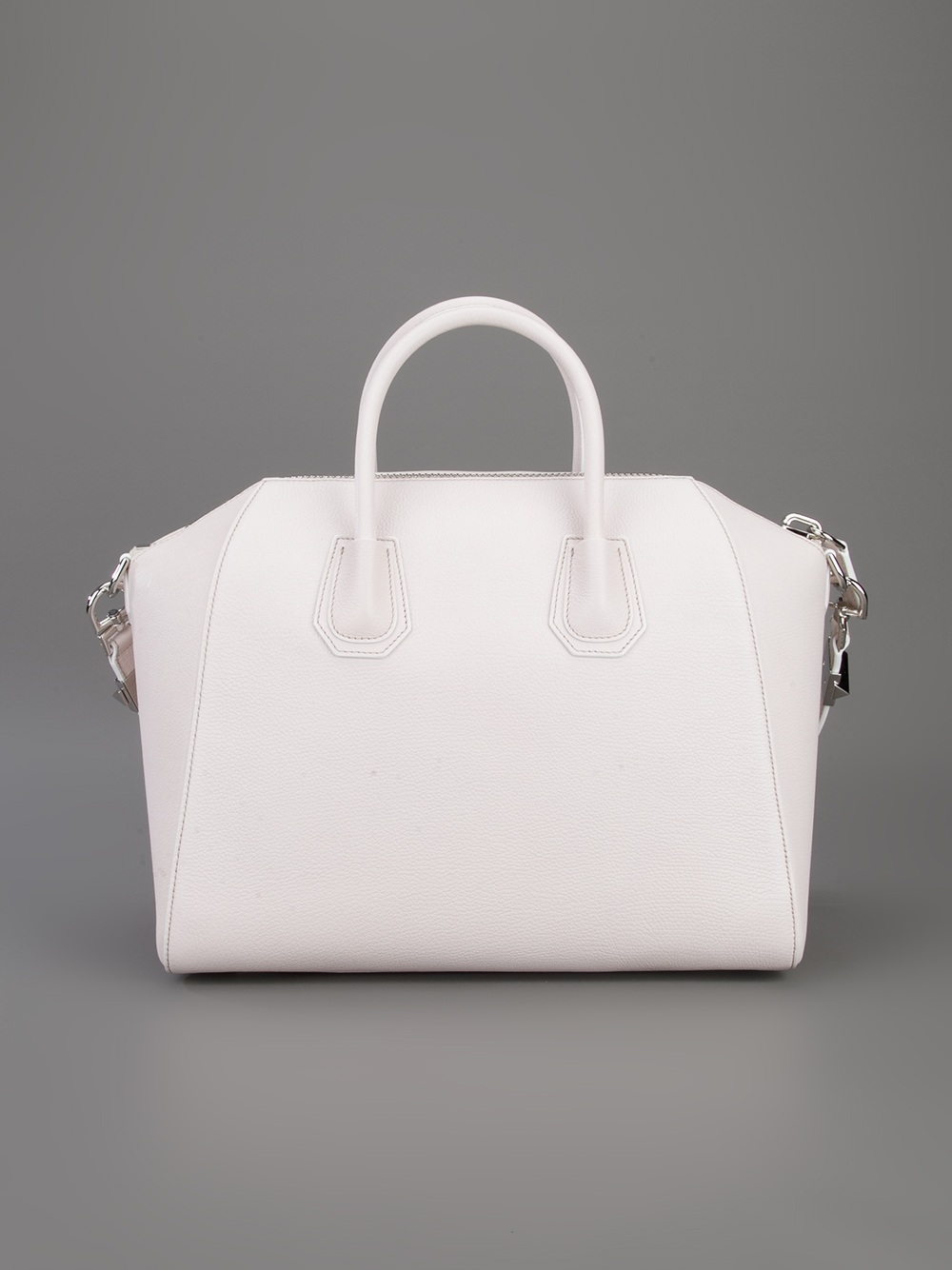 Givenchy Medium Antigona Tote in Ivory (White)