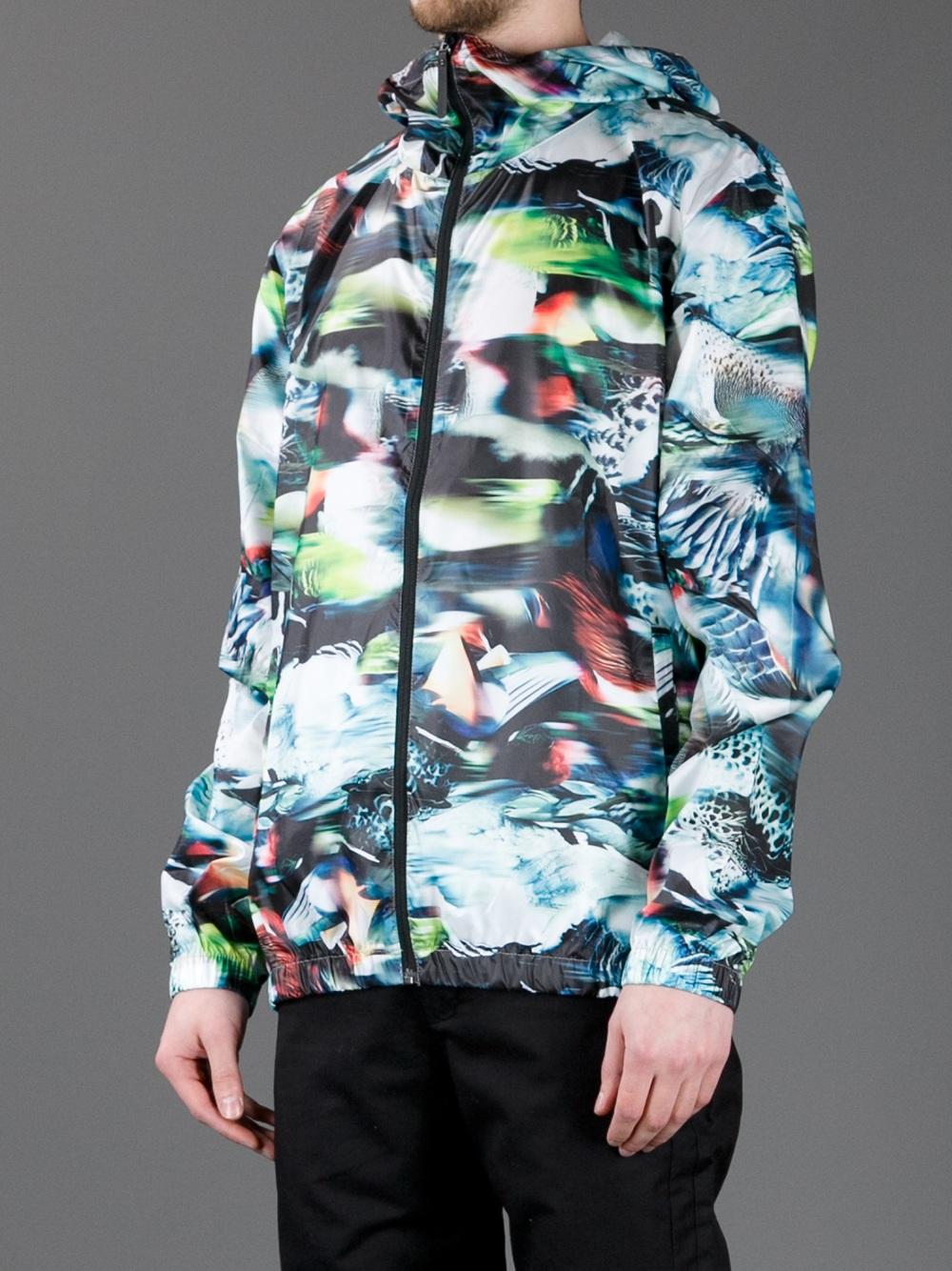 PUMA Mn Bird Windbreaker Jacket for Men - Lyst
