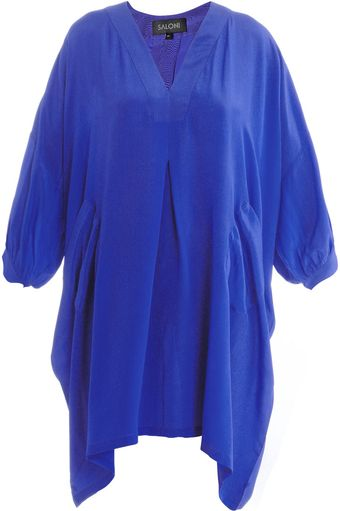 Saloni Zadie Loose Fitting Dress - Lyst