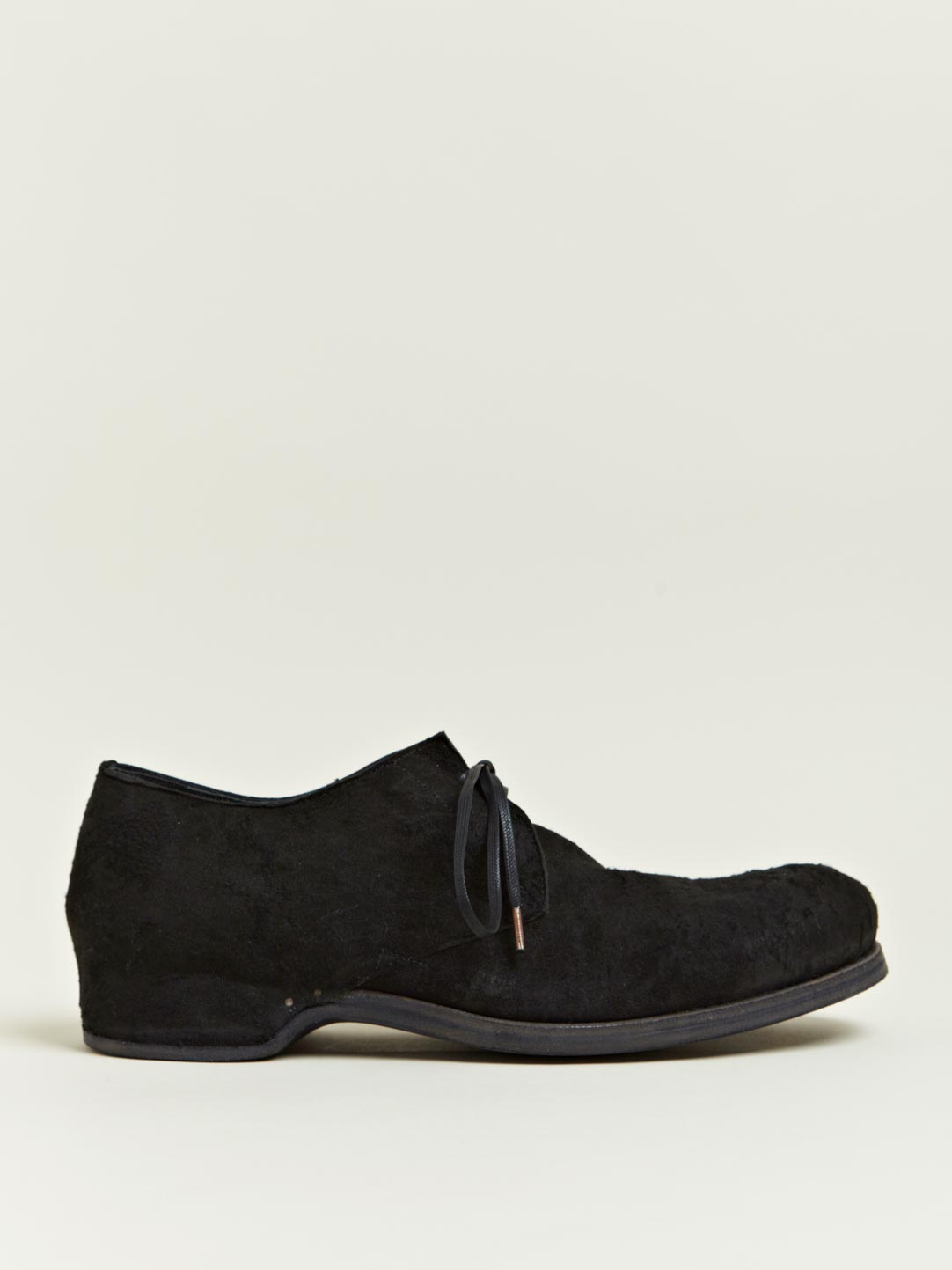 INDIVIDUAL SENTIMENTS Textured derby shoes nJEtJ