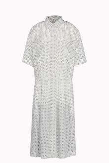 Stella McCartney Painted Spot Claudette Dress - Lyst