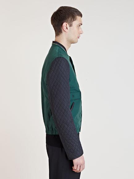 Tim Coppens Eisenhower Flight Jacket in Green for Men