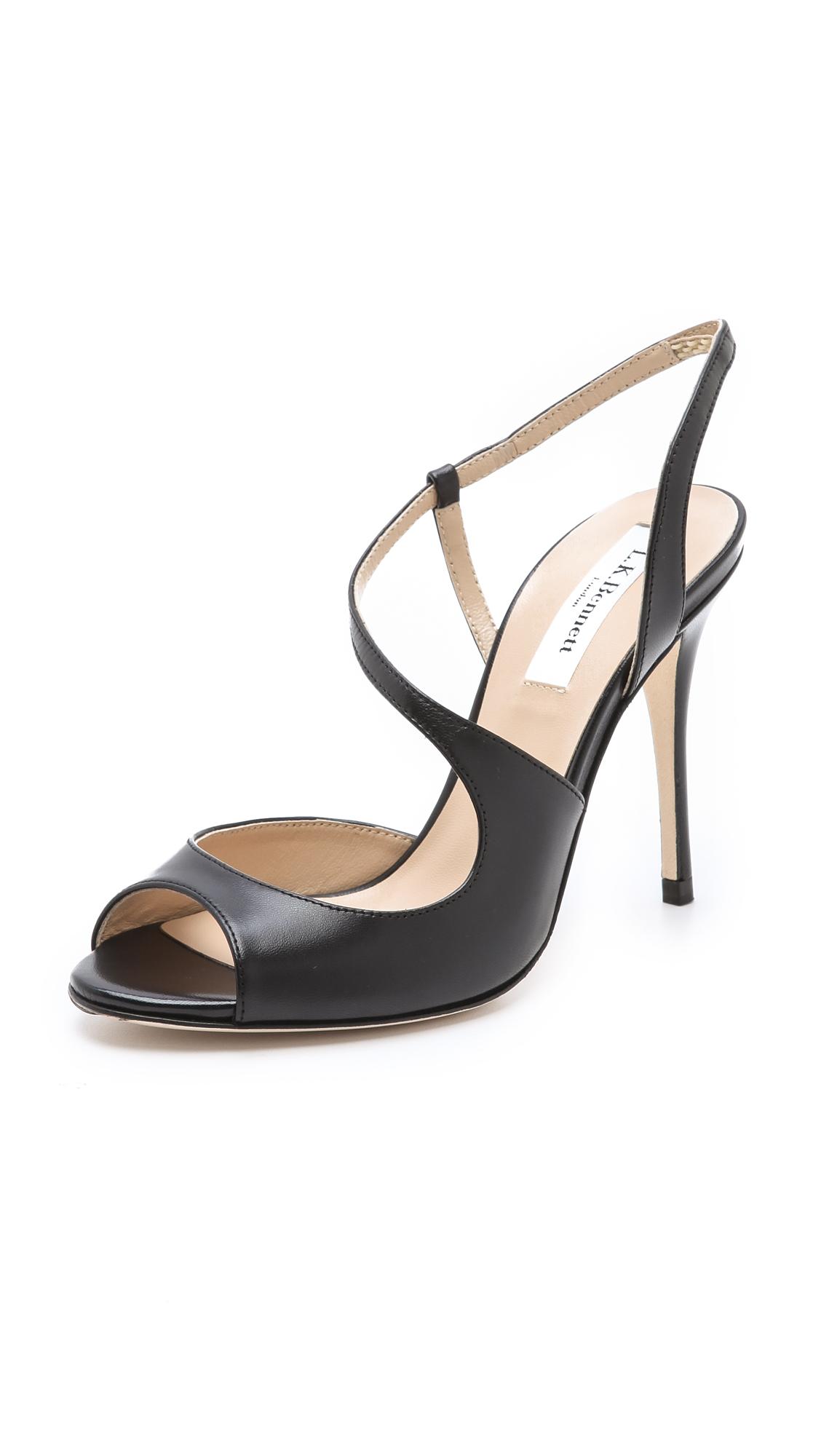 Lk Shoes Black