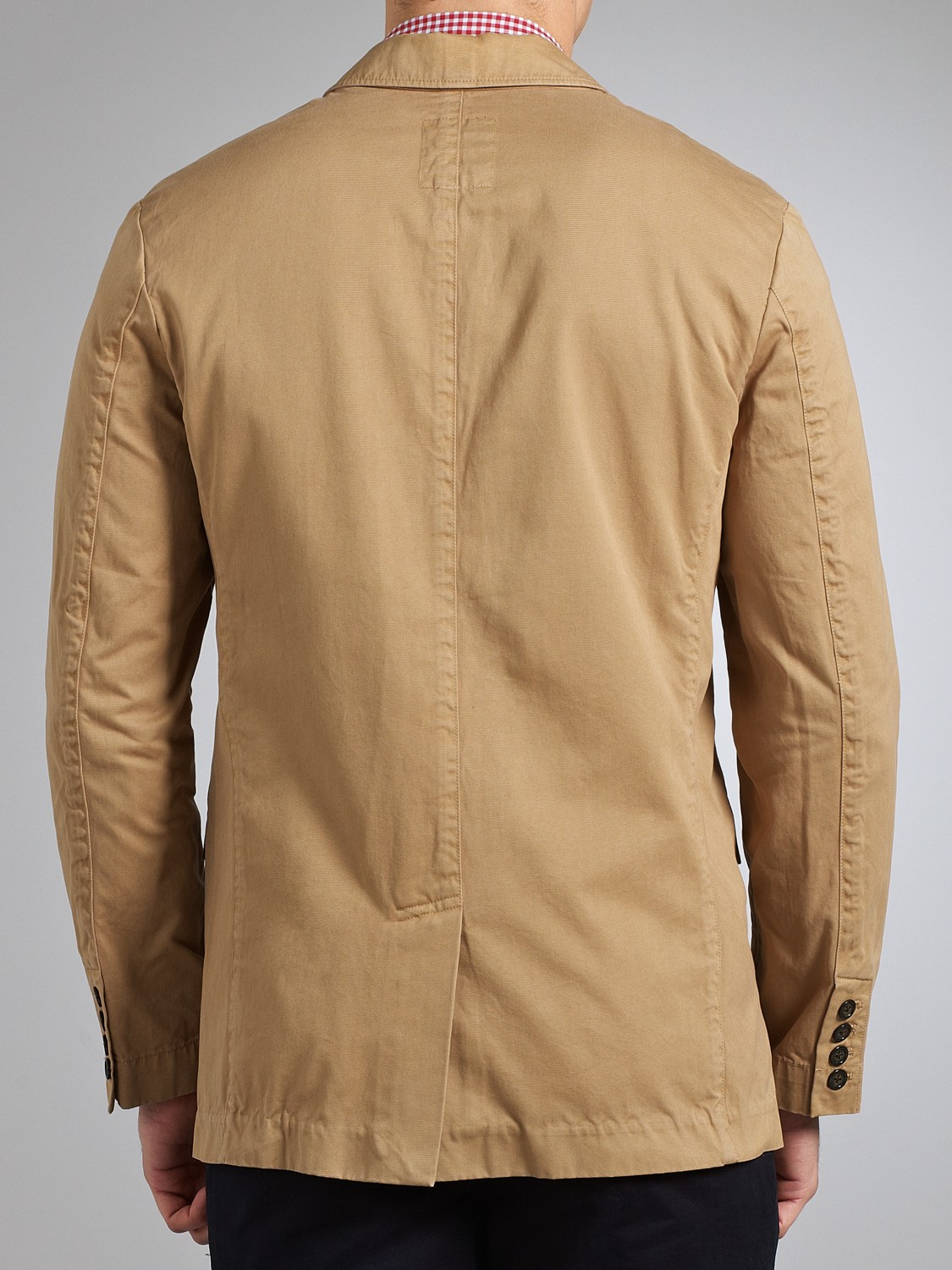 Grayers Westhorn Blazer in Natural for Men