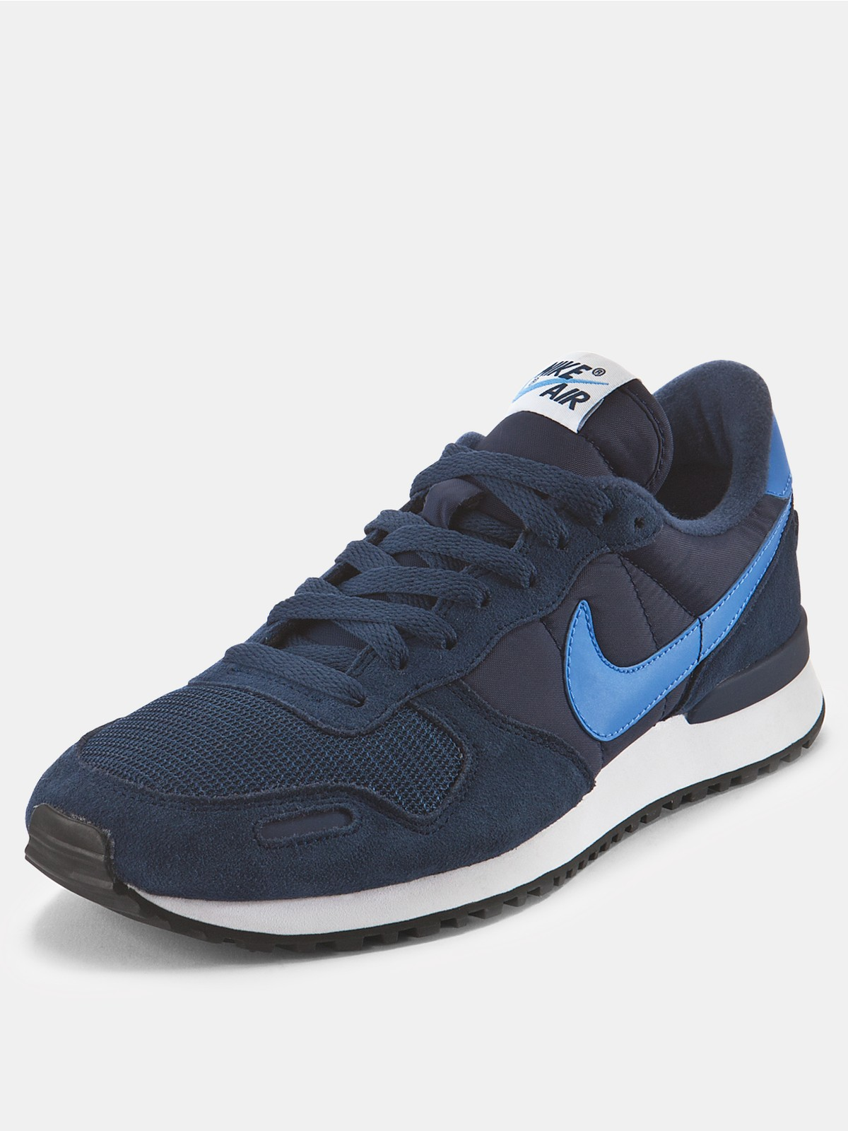 nike air vortex retro mens trainers in blue for men navy. Black Bedroom Furniture Sets. Home Design Ideas