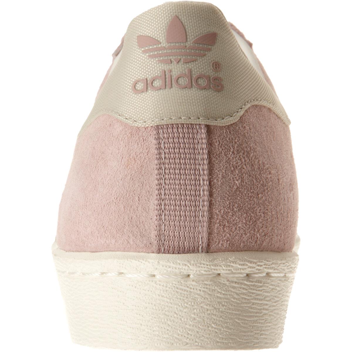 Adidas Superstar 80s en rosa Lyst