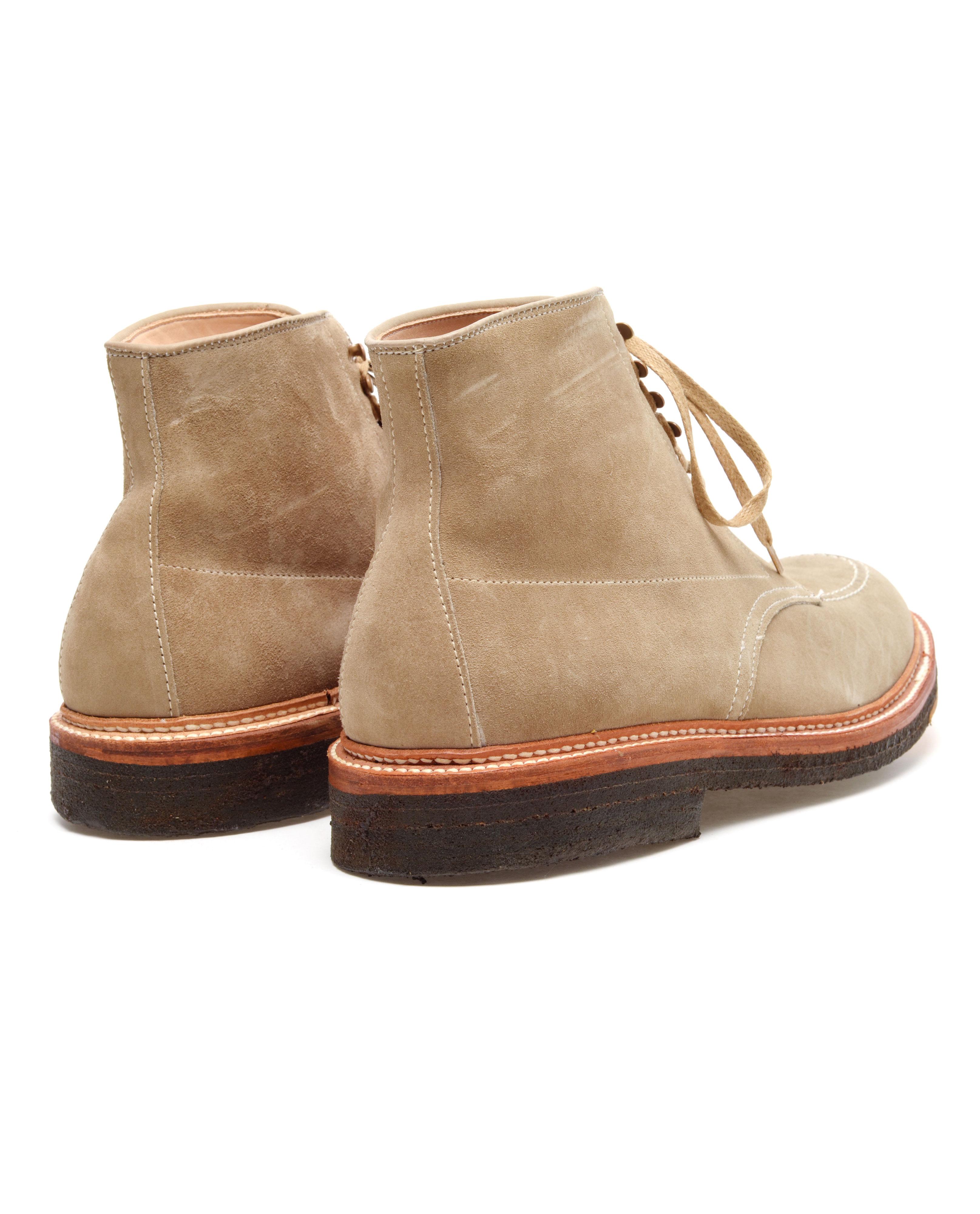 alden indy suede desert boots in for lyst