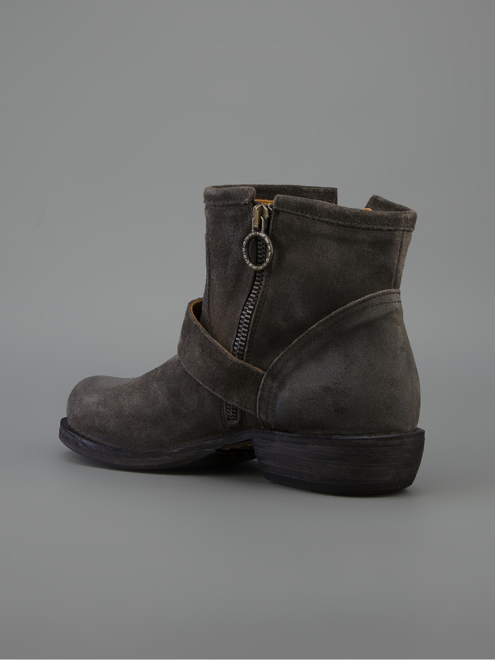 Fiorentini + Baker Chad Carnaby Boot in Grey (Grey)