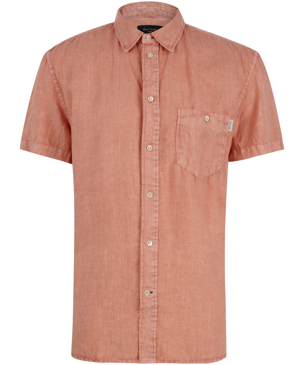 Orange Pink Shirt | Is Shirt