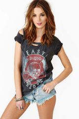 Nasty Gal Easy Rider Tee
