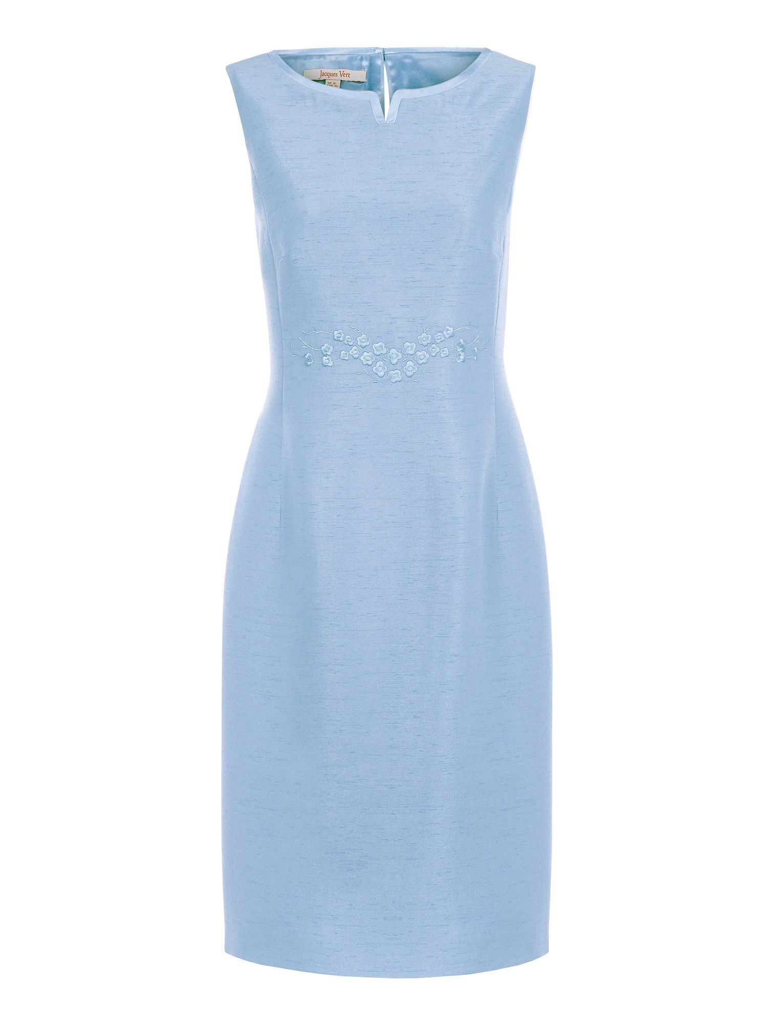Dolce And Gabana Light Blue Jacques Vert Cornflower Shift Dress in Blue (light blue ...