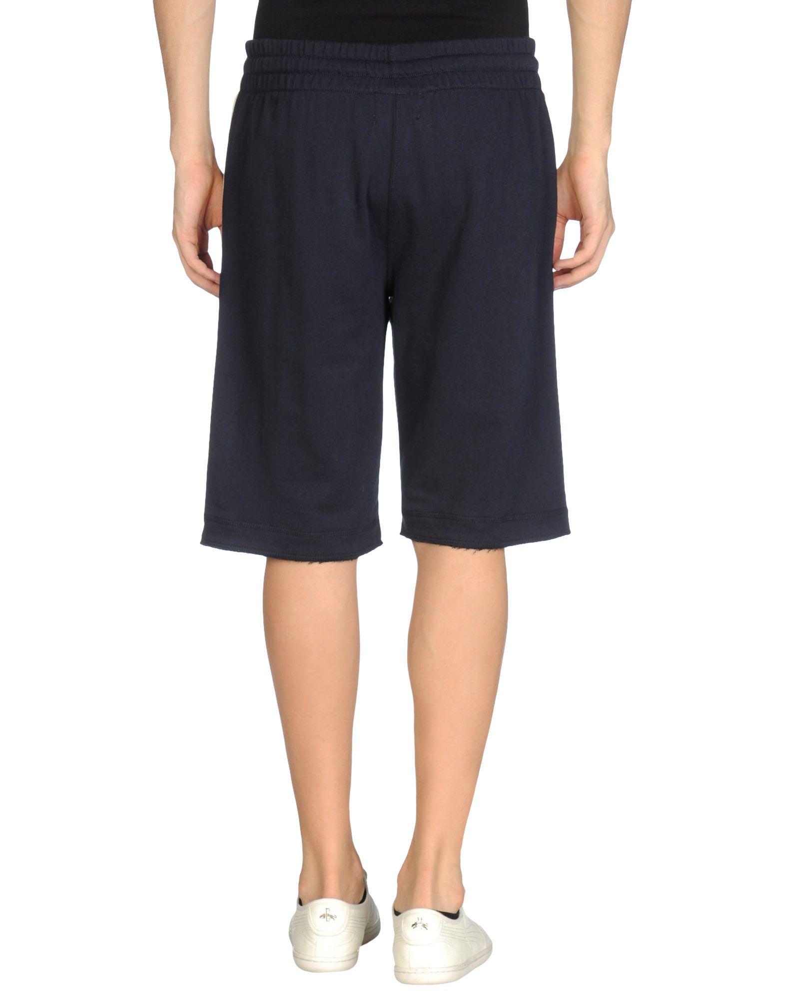Lyst - Converse Sweat Shorts in Blue for Men 92810a54387e