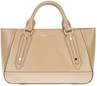 Burberry Someford Tote - Lyst
