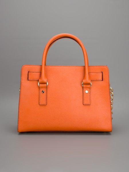 Michael Kors Tasche Orange