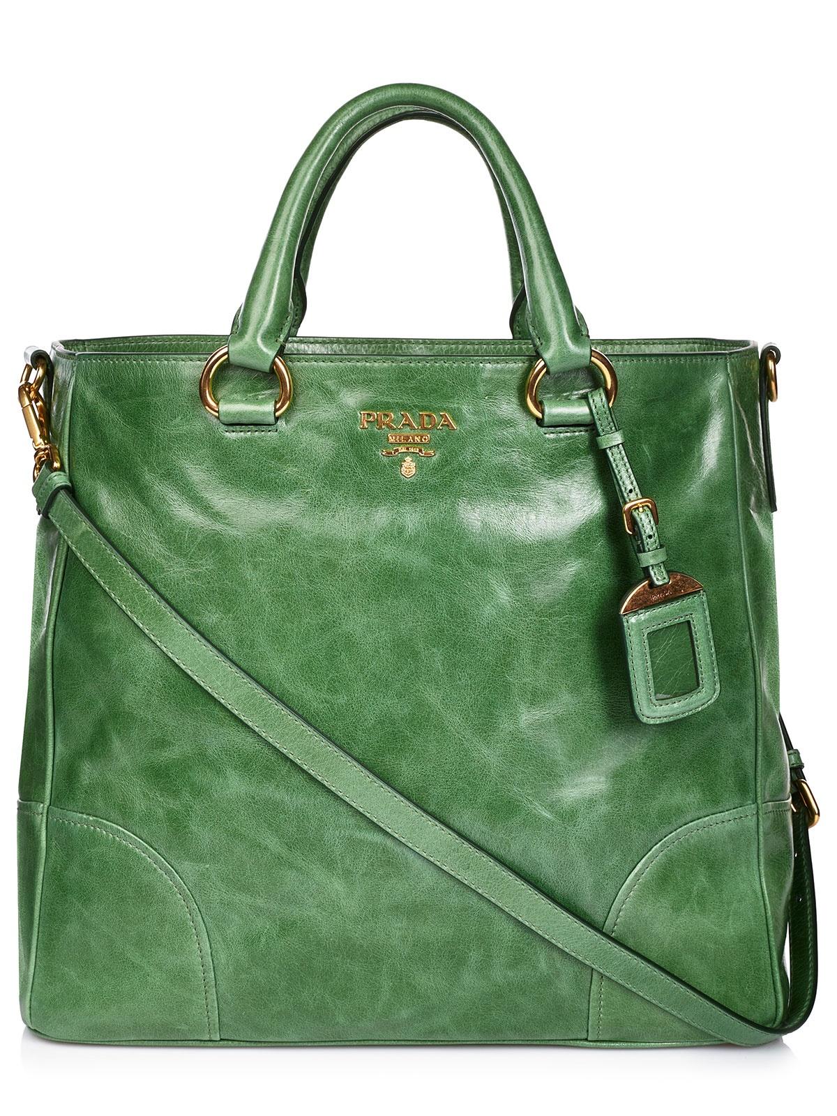 Prada Bag Green in Green