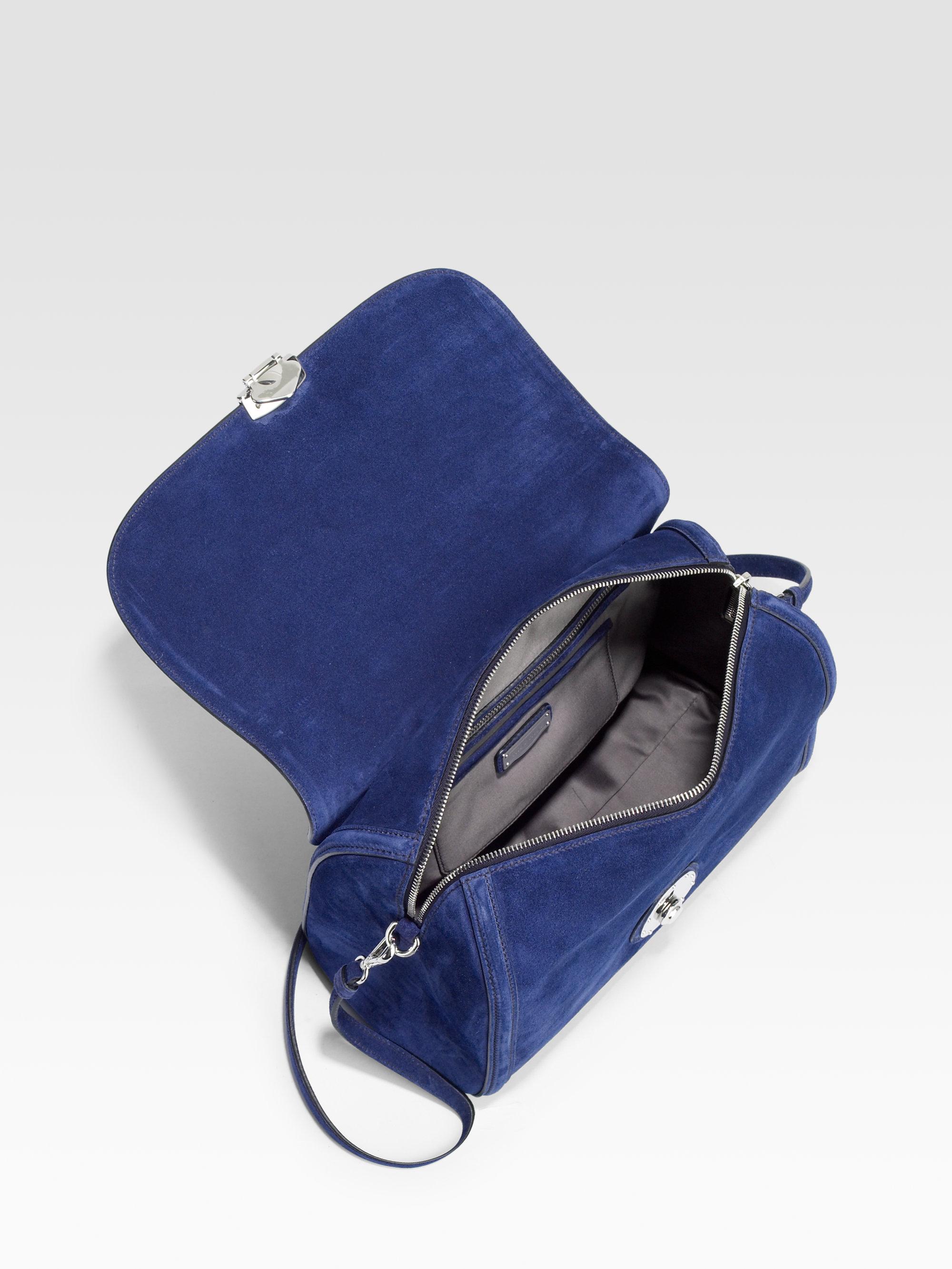 Miu Miu Navy Handbag