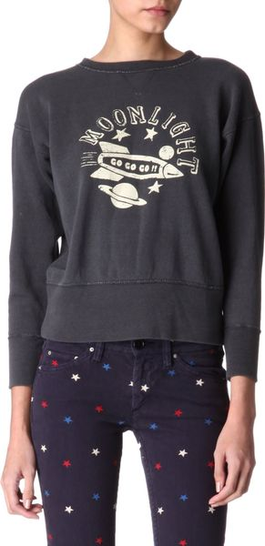 Isabel Marant Moonlight Sweatshirt - Lyst