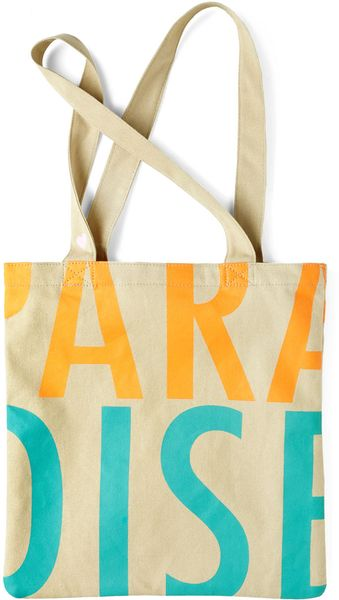 ModCloth Welcome To Paradise Tote - Lyst