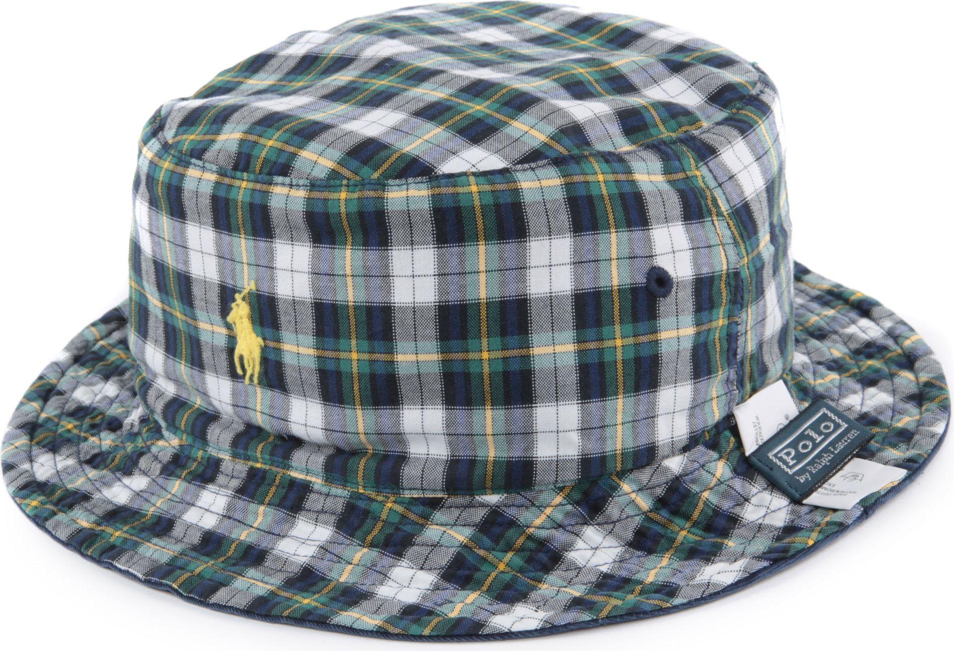 39f255b102c Ralph Lauren Reversible Beachside Bucket Hat in Black for Men - Lyst