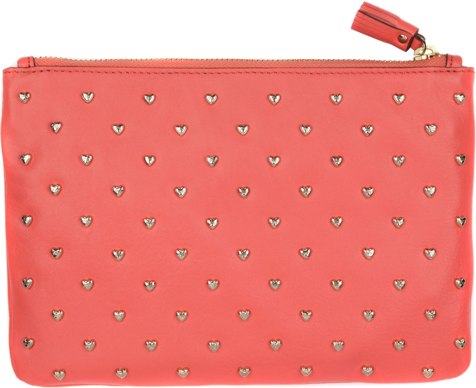 Anya Hindmarch Baby Emergency Kit Bag In Red