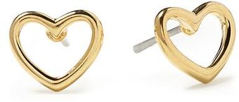 Marc By Marc Jacobs Love Stud Earrings - Lyst