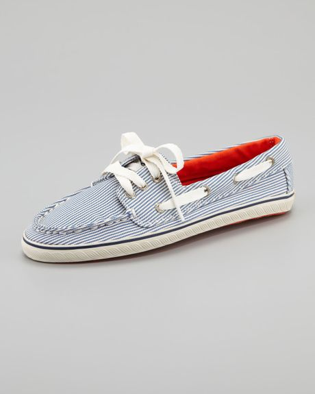 Sperry Top Sider Cruiser Canvas Boat Shoe