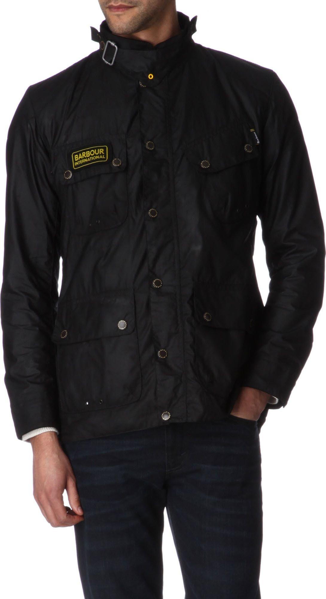 Womens barbour jacket selfridges