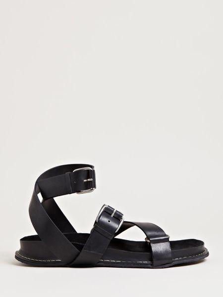 Damir Doma Mens Frido Sandals in  for Men (grey)