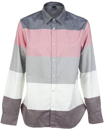 Edun Rugby Stripe Basic Shirt - Lyst