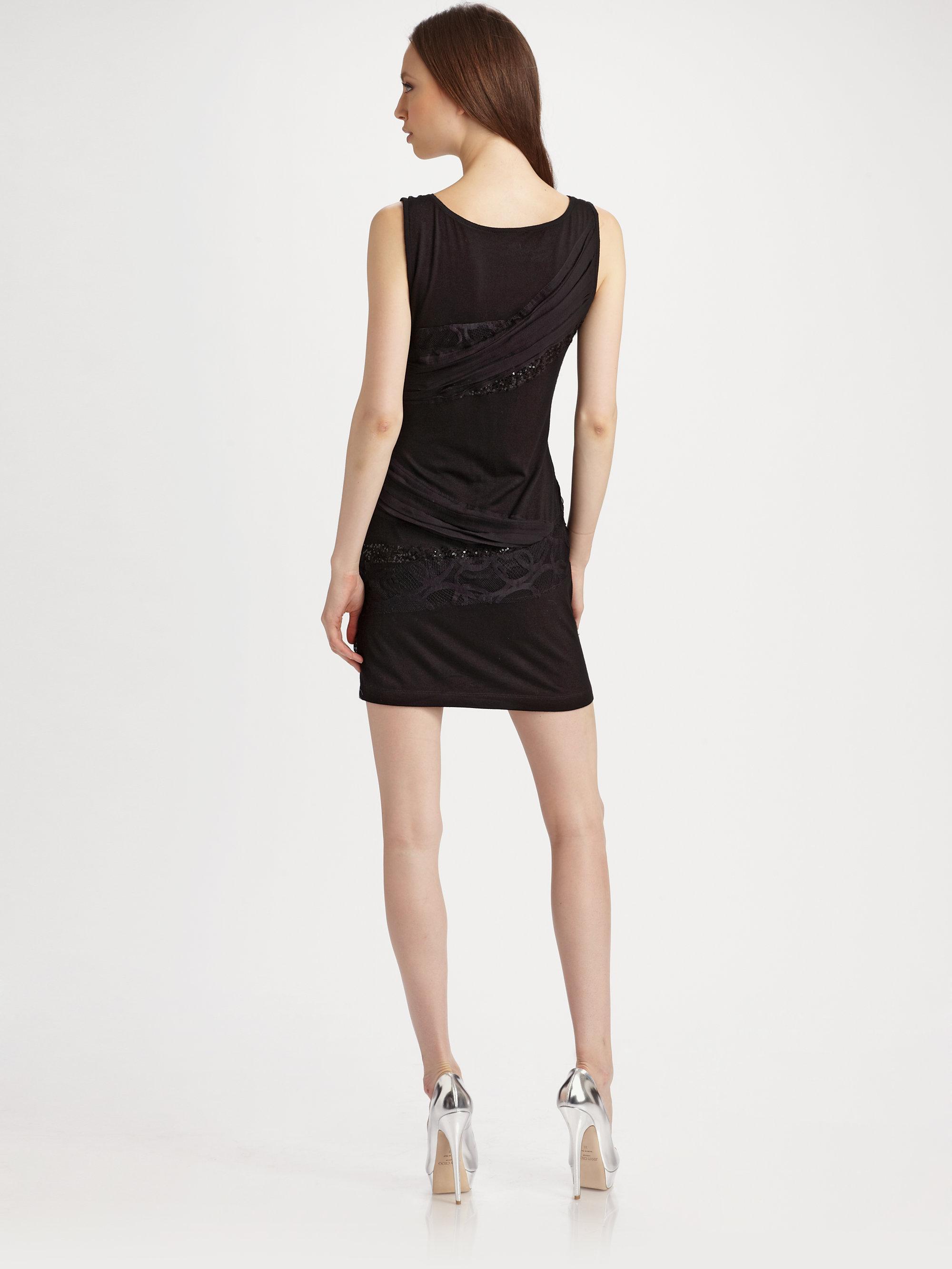Lyst Royal Underground Bondage Dress In Black