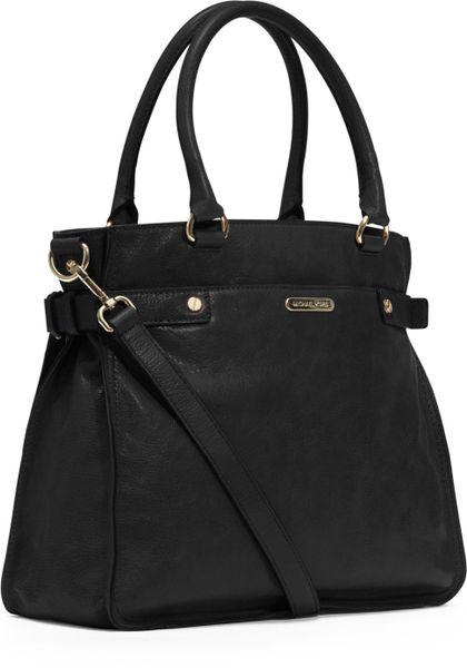 Reduced Michael Kors Naomi Satchels - Bags Michael Kors Large Naomi Satchel Black