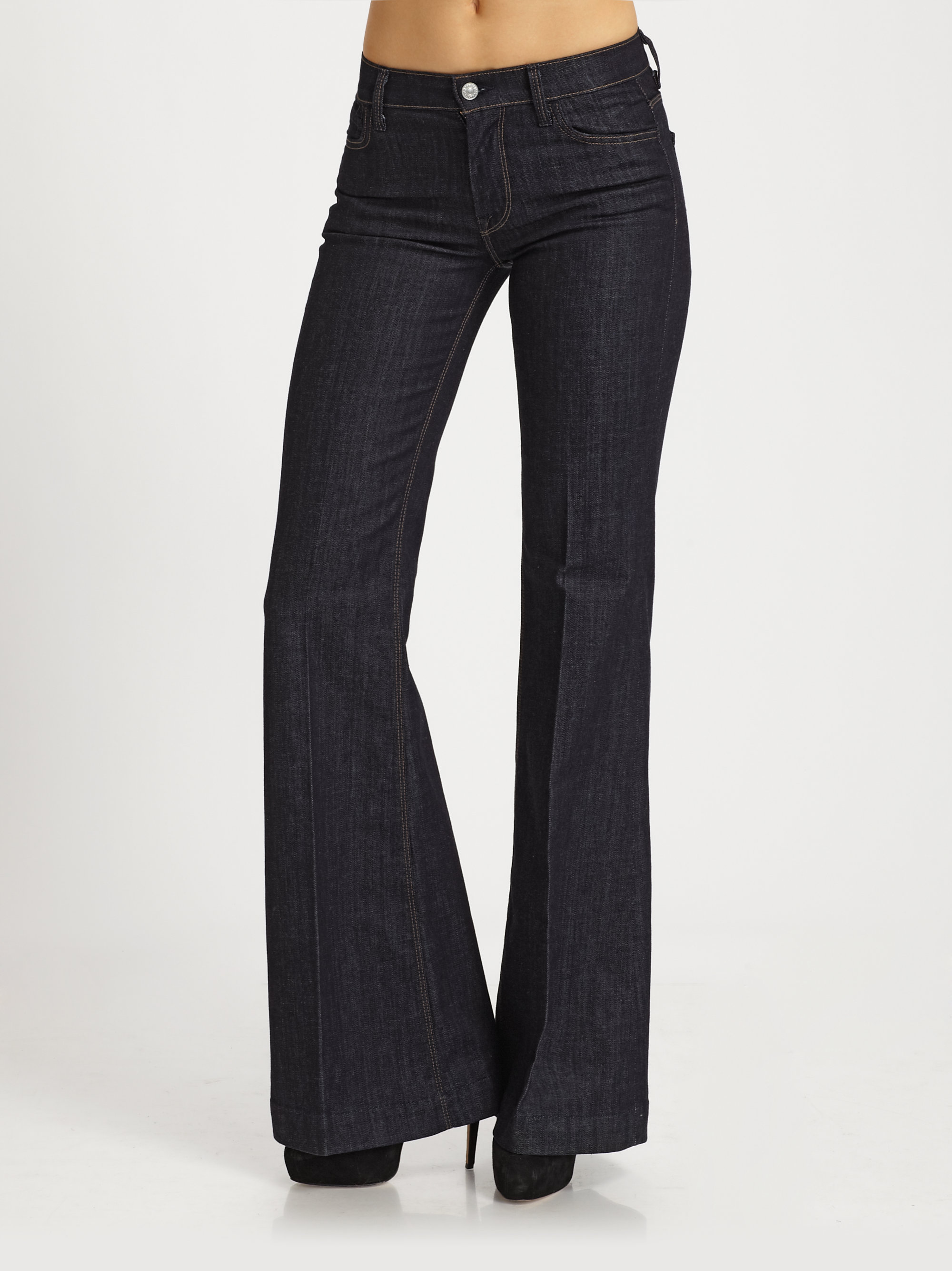 Dark Blue Jeans Women