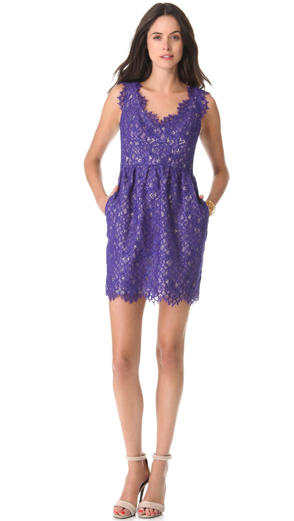Lace Sierra Dress