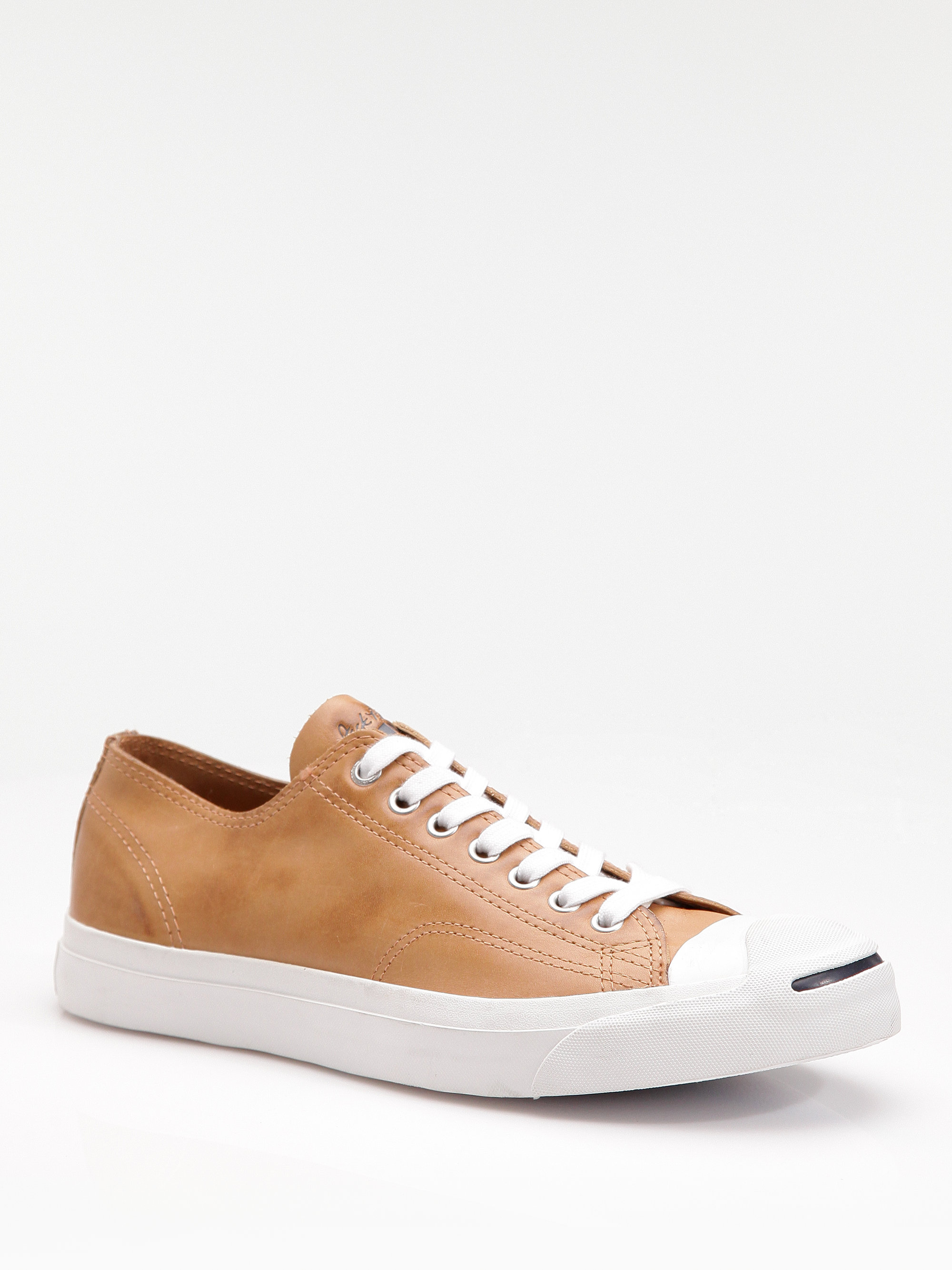 8f0e8c25c5bb ireland lyst converse jack purcell leather oxfords in brown for men 25c37  be1fa