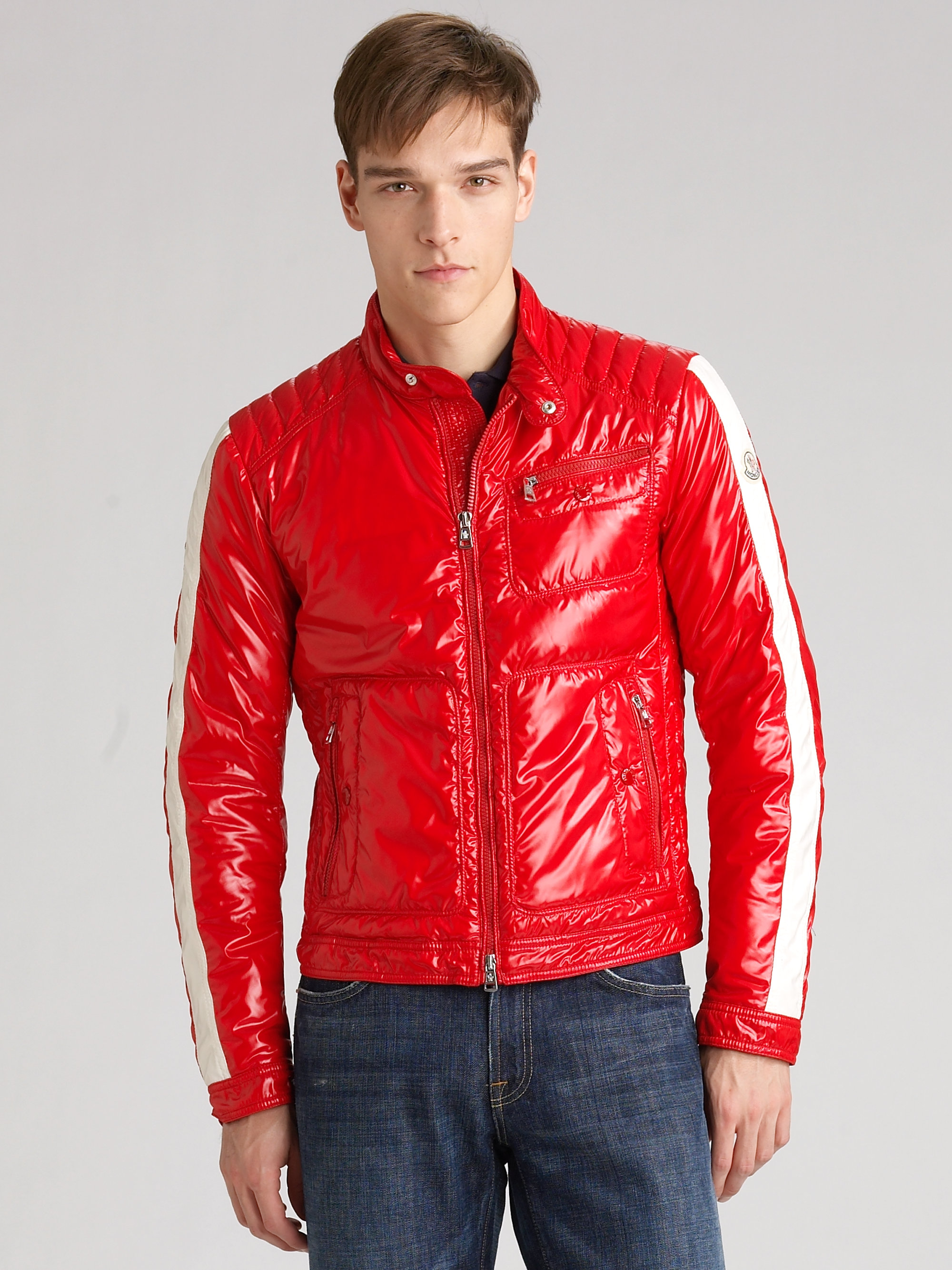 moncler Bikers RED